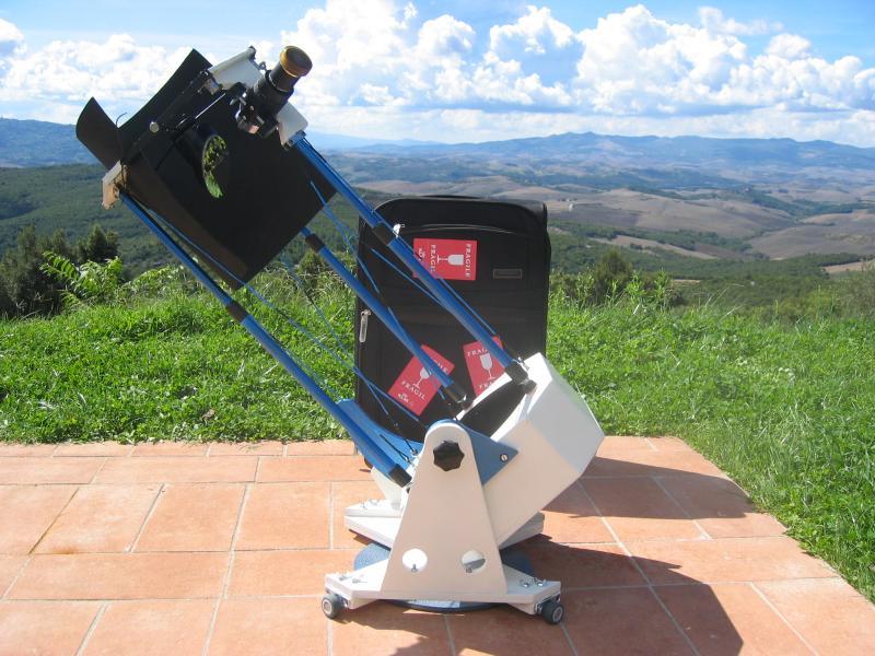 Reflecting telescope telescoop skyline eq newtonian telescope